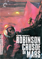 ROBINSON CRUSOE ON MARS BY HASKIN,BYRON (DVD)